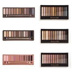 Tutti i dupe di Makeup Revolution | Moda 3 Dintorni