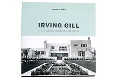 Irving Gill: California Architecture.  Gill was the main inspiration for the ever-popular California Style