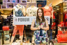 Forum Fashion Tour! Com Sofia Drumond e sua escolha de look Forum da Primavera/ Verão 2016. Foto by Bárbara Dutra