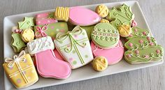 Simple Pastels by SweetSugarBelle  Gift packages can be used for other Holidays/Occasions... :) !