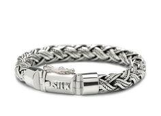 Zilveren armband Shiva 363 SILK