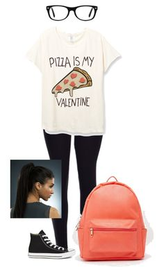 """""""My Valentines Day Outfit"""" by jorge21 on Polyvore featuring Daisy Street, Converse, Ray-Ban, women's clothing, women's fashion, women, female, woman, misses and juniors"""