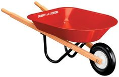 Radio Flyer - Kids Wheelbarrow (042385910000)