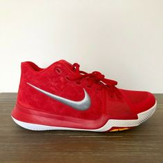 Other Aggressive Nike Kyrie 3 Mens Hi Top Basketball Trainers 852395 Sneakers Shoes 601