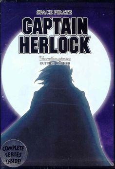 Space Pirate Captain Herlock (Harlock), Vol. 1-4: The Complete Box Set DVD ~ Kôichi Yamadera, http://www.amazon.ca/dp/B000FTCETQ/ref=cm_sw_r_pi_dp_6Iserb0HWX8T7