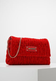 Love Moschino Across body bag - rosso for £154.99 (03 10 17 14a01a19395