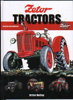 #Tractor farming book: 'zetor #tractors' - arthur #nutbey, View more on the LINK: http://www.zeppy.io/product/gb/2/391661786882/