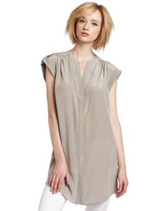 814777614d16 BCBGMAXAZRIA Womens Saliyah Safari Tunic Hazelnut Small     Find out more  about the great product at the image link.-It is an affiliate link to Amazon .