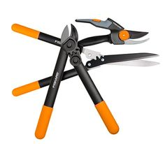 Fiskars Gardening tools GORGEOUS cork handles For the Home