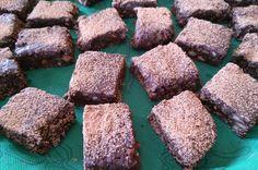 Brownies crudisti alle nocciole | crema datteri cacao zucchero cocco e rapè