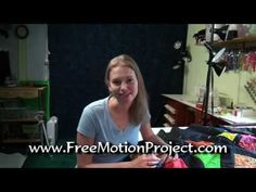 Massive How-To Videos by Leah Day of Free Motion Project