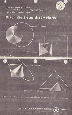 Utron Electrical Accumulator.