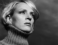 what an amazing photograph...Uma Thurman