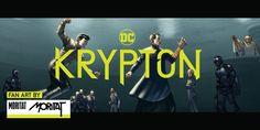 Krypton Design Adorns San Diego Trolley Ahead of SDCC 2018