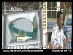 tb joshua's faith braclets - Google Search