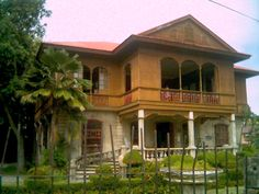 """The Balay Negrense was the ancestral house of Victor F. Gaston, one of the pioneers of sugarcane cultivation in Negros Occidental. This Frenchman from Normandy married a Filipina from Batangas. This old house was built in 1897. The house was abandoned in the 1970s but purchased by concern citizens and refurbished the house. The Balay Negrense or Negrense House is now a museum located in Silay City, Negros Occidental which showcases the lifestyle of a late 19th-century Negrense sugar baron."""