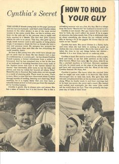 The Beatles, John and Cynthia Lennon, Full Page Vintage Clipping, Julian