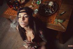 SmokeWeedGirl