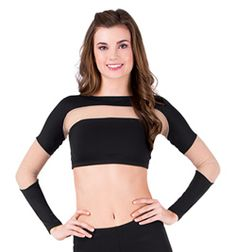 Contemporary Halter Bra Top - Balera | Dance | Pinterest | Tops ...