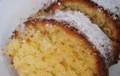 Yogurt Cake with Lemon Greek Sweets, Greek Desserts, Greek Recipes, Desert Recipes, Sweets Recipes, Cake Recipes, Cooking Recipes, Cupcakes, Cupcake Cakes