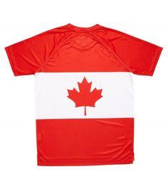 #MapleLeaf Men - Hoopoe running apparel. #hoopoerunning #canada #fancyshirts #runwithstyle