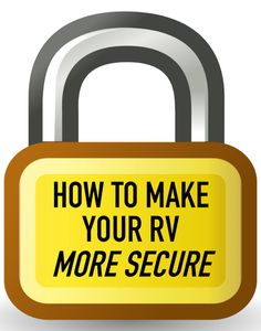 RV Lock review with video