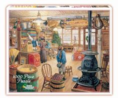 White Mountain Puzzles The Olde General Store