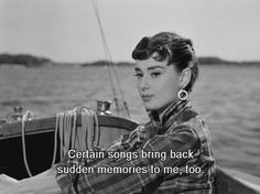 same here, audrey