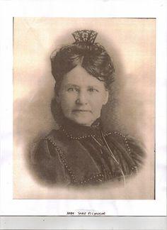 Julia Birgitte Iverson (Mrs. John E. Ellingson)