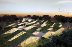Escuela verde  Este proyecto ha sido presentado para realizar una escuela en…