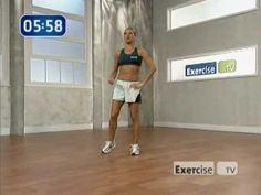 standing abs workout - YouTube