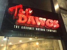 Top Dawgs is #Cairo 's first Gourmet Hot Dog joint, located at 5 Ibn El Nabih next to Coffee Bean, #Zamalek Indulge in a hand full of on the go #hotdogs with every kind of topping imaginable! Get creative, try something new and ignite some flavor back into your life with the Dawgs at the TOP! @TopDawgsEgypt