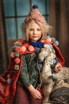 Photo art by Russian photographer Karina Kiel. Book Infantil, Pierrot Clown, Indian Baby, Foto Art, Kids Fashion, Fashion Design, Latest Fashion, Fashion Trends, Trendy Baby