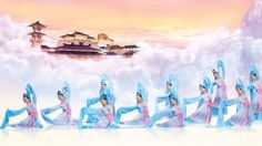 Since Shen Yun Performing Arts showcases China's semi-divine culture, many onstage scenes include immortals and deities, such as Buddhas and Daos. – Shen Yun Costumes