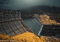 Loch Raven Dam, Baltimore, Maryland