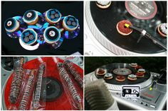 music theme party | Press} DJ Music Themed Birthday Party