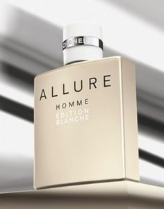 Allure Homme Edition Blanche - A creamy, lemony scent that works well in the spring and summer! #Cologne #Menswear