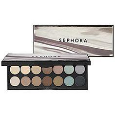 SEPHORA COLLECTION - Natural Instincts Eyeshadow Palette  #sephora