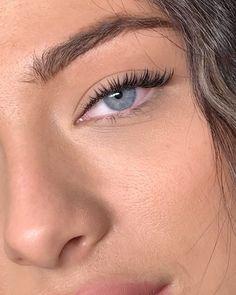 Eyelash Extensions Styles, Aesthetic Hair, Tips Belleza, Eye Make Up, Eyelashes, Eyes, Makeup, Beauty, Shots Ideas