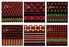 TRADITIONAL LATVIAN PATTERNS10