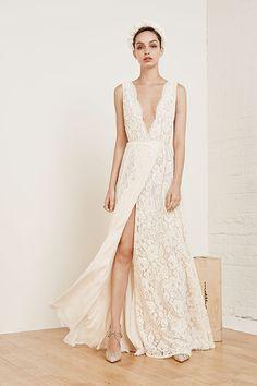 擺脫傳統,做個有個性的新娘!13 款不一樣的婚紗!