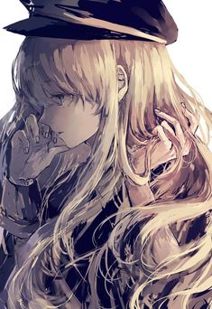 Read from the story Imagenes Anime by Silvana-Art (☆Silvana☆) with 369 reads. Fan Art Anime, Anime Art Girl, Manga Girl, Anime Girls, Manga Kawaii, Chica Anime Manga, Anime Angel, Fille Blonde Anime, Desu Desu