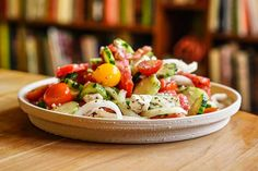 Salade grecque - Épices de CruÉpices de Cru