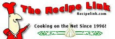 Recipelink.com - Find Lost Recipes - Cooking on the Net Since 1996