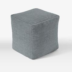"""Special Order Pouf - 16""""sq. (16-18 Week Delivery) 