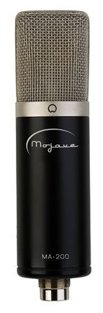 #Mojave Microphones MA-200 Tube Condenser Microphone