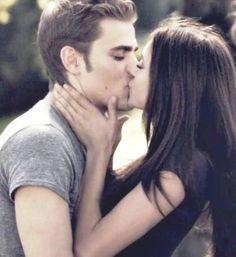 Vampire Diaries; Stefan and Elena