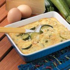 Zucchini Casserole Allrecipes.com