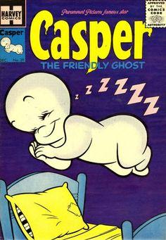 Casper, the Friendly Ghost Issue # 39 (Harvey Publications) Good Cartoons, Vintage Cartoons, Vintage Comic Books, Vintage Comics, Classic Comics, Classic Cartoons, Collage Des Photos, Casper The Friendly Ghost, Classic Cartoon Characters