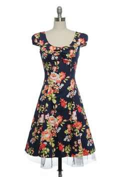 All the Way to China Garden Dress   Vintage, Retro, Indie Style Dresses  http://www.laceaffair.com/all-the-way-to-china-garden-dress/